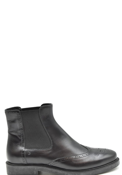 Shoes Tod'S-Women's Fashion - Women's Shoes - Women's Boots-Product Details Terms: New With LabelMain Color: BlackType Of Accessory: BootsSeason: Fall / WinterMade In: ItalyGender: ManSize: EuComposition: Leather 100%Year: 2019Manufacturer Part Number: Xxw0Zp0R790Gocb999-Keyomi-Sook