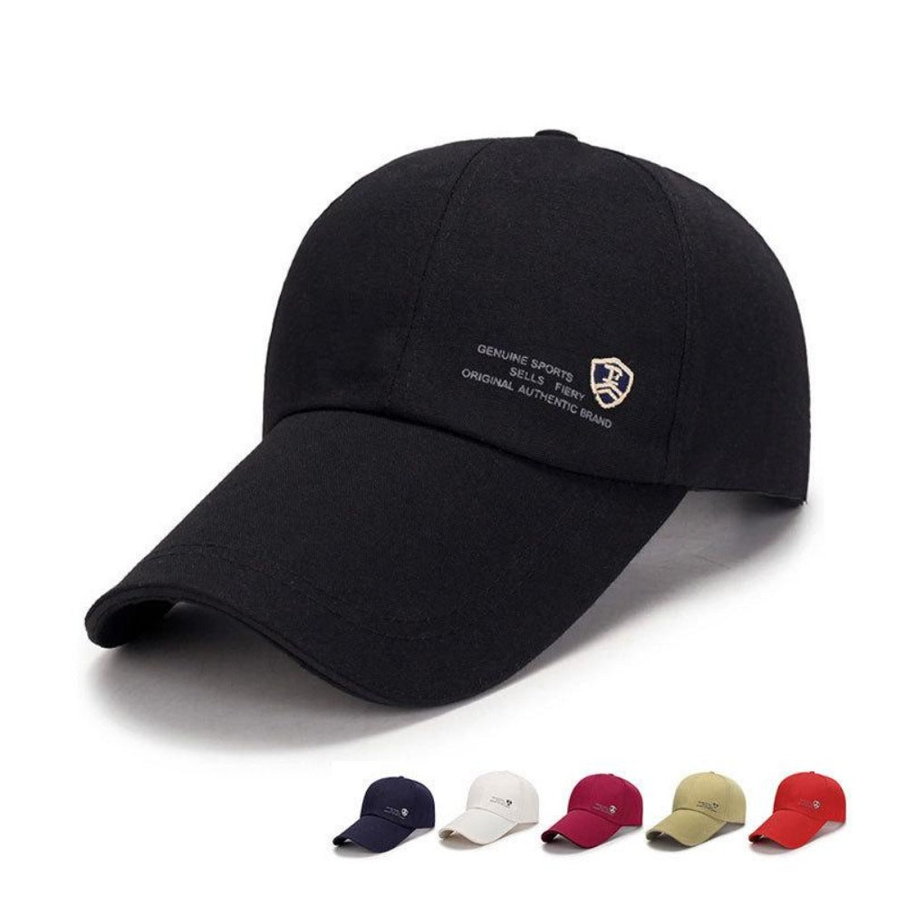 Men & Women's Multicolor Baseball Cap-Men's Baseball Cap-Product Details: Men & Women's Grinding Multicolor Fitted Cotton Baseball Cap Item Type: Baseball Caps Material: Cotton, Acrylic Hat Size: One Size Style: Casual Pattern Type: Animal Strap Type: Adjustable Color: 51 Colors Optional Cap Circumference: Adjustable / 54 - 62 cm Weight: 90 g-Keyomi-Sook