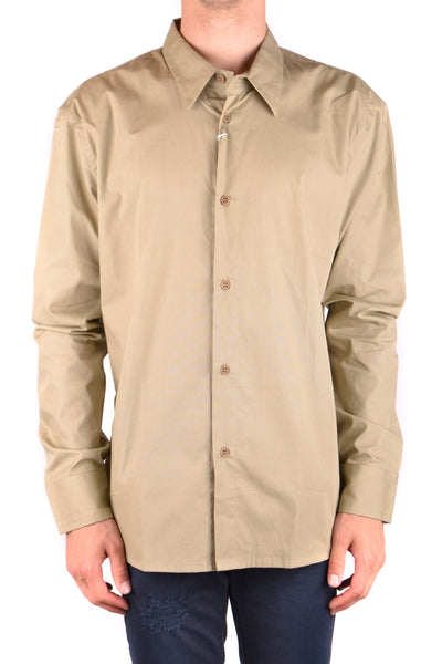 Shirt Bikkembergs-root - Men - Apparel - Shirts - Other-M-Product Details Gender: ManMade In: ItalySeason: Spring / SummerMain Color: Military GreenClothing Type: CamiciaTerms: New With LabelSize: IntComposition: Cotton 100%-Keyomi-Sook