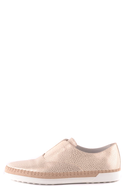 Shoes Tod'S-Moccasins - WOMAN-38-Product Details Type Of Accessory: ShoesSeason: Spring / SummerTerms: New With LabelMain Color: GoldGender: WomanMade In: ItalyManufacturer Part Number: Xxw0Tv0J980Bvmb013Size: EuYear: 2018Composition: Leather 100%-Keyomi-Sook