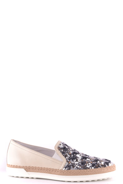 Shoes Tod'S-Moccasins - WOMAN-36-Product Details Type Of Accessory: ShoesSeason: Spring / SummerTerms: New With LabelMain Color: WhiteGender: WomanMade In: ItalyManufacturer Part Number: Xxw0Tv0J970G450ZsoSize: EuYear: 2018Composition: Leather 100%-Keyomi-Sook