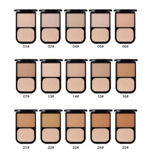 15 Colors Compact Powder Loose Powder-Makeup Tools-01#-Product Details: 15 Colors Compact Powder Loose Powder Makeup Package: 1pc / Color Box Weight: 65 g Net weight : 8 g Ingredients: Talc, Mica, Magnesium Stearate, Kaolin, Polymethyl Methacrylate, Octyldodecanol, Mineral Oil, Petrolatum, Methylparaben, Propylparaben, Perfume-Keyomi-Sook