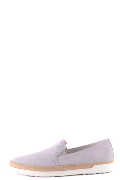Shoes Tod'S-Moccasins - WOMAN-35-Product Details Type Of Accessory: ShoesSeason: Spring / SummerTerms: New With LabelMain Color: GrayGender: WomanMade In: ItalyManufacturer Part Number: Xxw0Tv0J970Hr0B219Size: EuYear: 2018Composition: Chamois 100%-Keyomi-Sook
