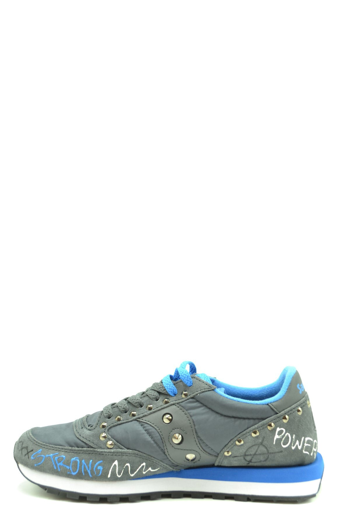 Shoes Saucony-Sports & Entertainment - Sneakers-Product Details Year: 2020Composition: Nylon 100%Size: EuGender: ManMade In: ChinaSeason: Fall / WinterType Of Accessory: ShoesMain Color: Dark GrayTerms: New With LabelManufacturer Part Number: 2044-264-Keyomi-Sook