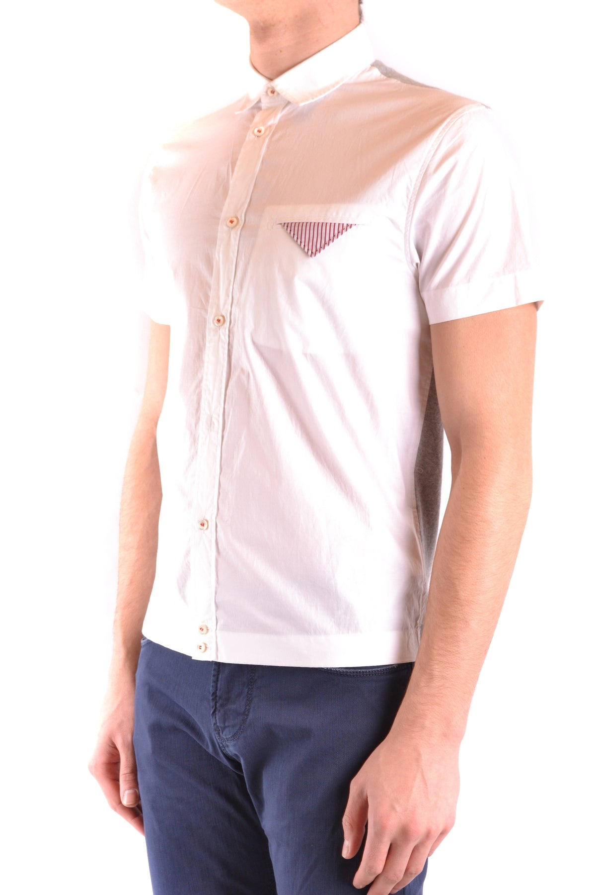 Shirt Dsquared-Shirts - MAN-Product Details Terms: New With LabelYear: 2018Main Color: WhiteGender: ManMade In: ItalyManufacturer Part Number: S744Dl0356Size: ItSeason: Spring / SummerClothing Type: CamiciaComposition: Cotton 100%-Keyomi-Sook