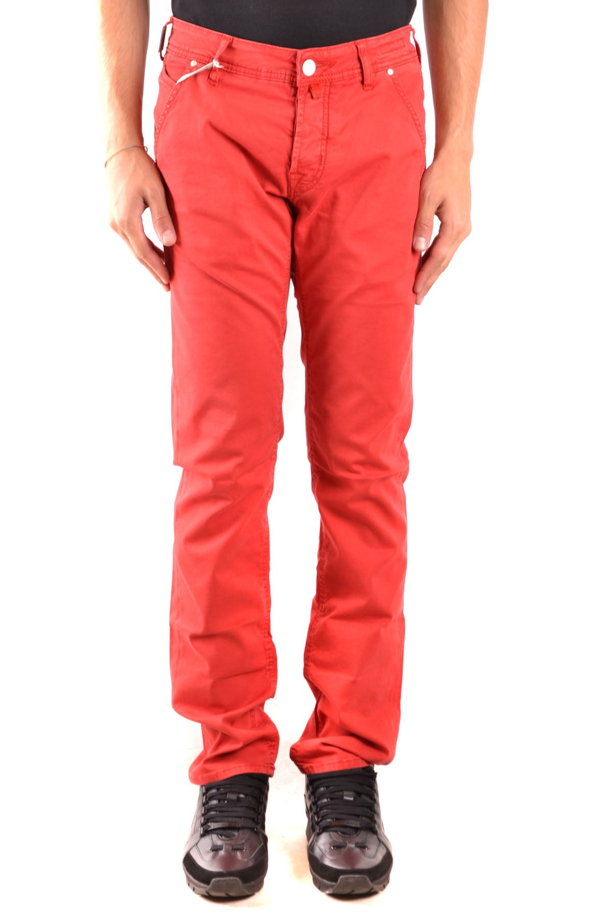 Jeans Jacob Cohen-30-Product Details Terms: New With LabelYear: 2019Main Color: RedGender: ManMade In: ItalyManufacturer Part Number: 00566V-5101Size: UsSeason: Spring / SummerClothing Type: JeansComposition: Cotton 55%, Elastane 3%, Lyocell 42%-Keyomi-Sook
