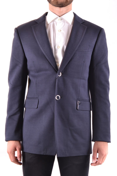 Jacket Dirk Bikkembergs-Men's Fashion - Men's Clothing - Jackets & Coats - Jackets-48-Product Details Year: 2017Composition: Elastane 4%, Nylon 9%, Rayon 87%Size: ItGender: ManMade In: ItalySeason: Fall / WinterMain Color: Dark BlueClothing Type: JacketTerms: New With Label-Keyomi-Sook