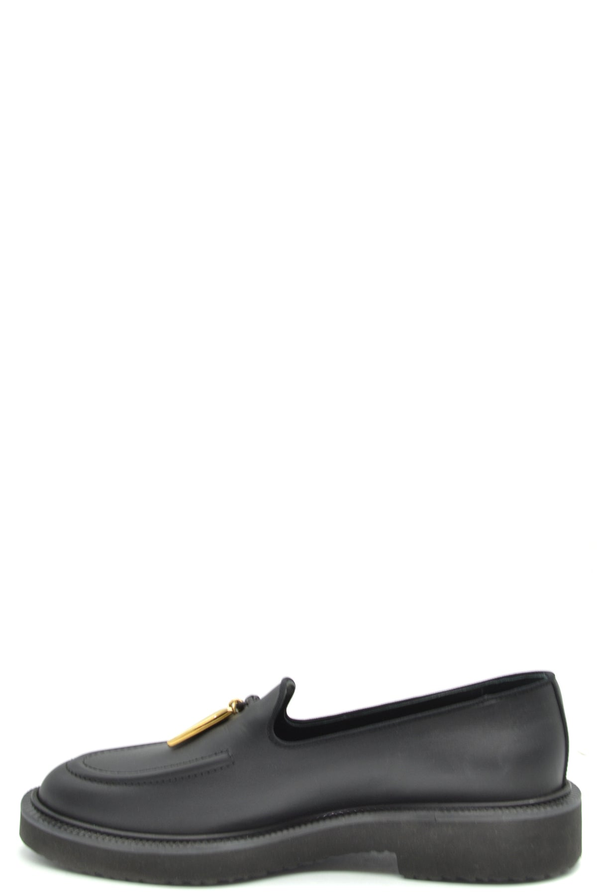 Shoes Giuseppe Zanotti-Classic flats - WOMAN-Product Details Type Of Accessory: ShoesTerms: New With LabelYear: 2018Main Color: BlackGender: WomanMade In: ItalyManufacturer Part Number: I860025Size: EuSeason: Fall / WinterComposition: Leather 100%-Keyomi-Sook