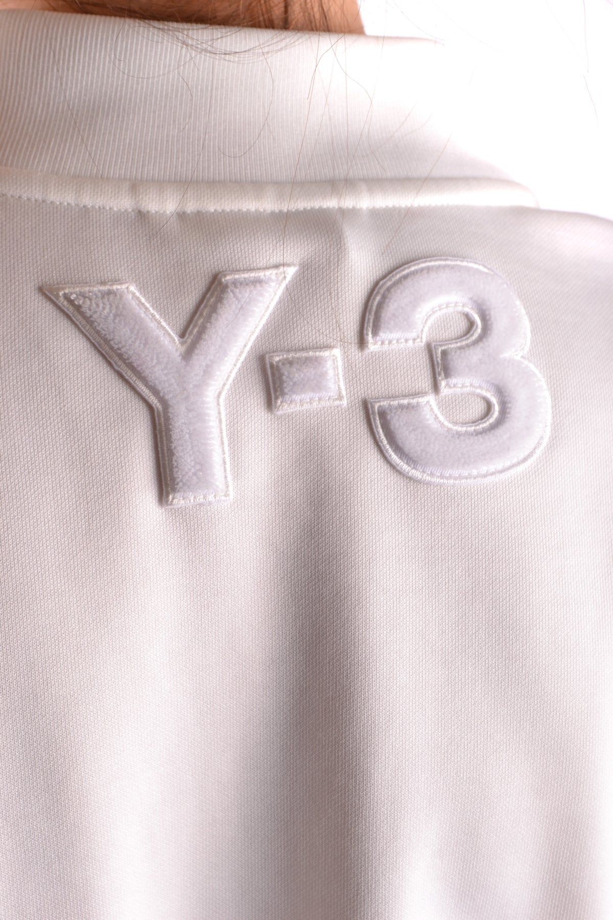 Sweatshirt Adidas Y-3 Yohji Yamamoto-Sweatshirts - WOMAN-Product Details Terms: New With LabelYear: 2017Main Color: WhiteGender: WomanMade In: ChinaSize: IntSeason: Spring / SummerClothing Type: SweatshirtsComposition: Cotton 45%, Polyester 55%-Keyomi-Sook