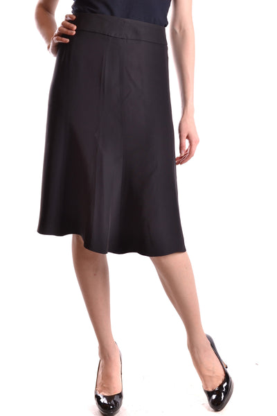 Skirt Armani Collezioni-Skirts - WOMAN-Product Details Terms: New With LabelYear: 2017Main Color: BlackGender: WomanMade In: TunisiaSize: ItSeason: Spring / SummerClothing Type: SkirtComposition: Acetate 72%, Silk 28%-Keyomi-Sook