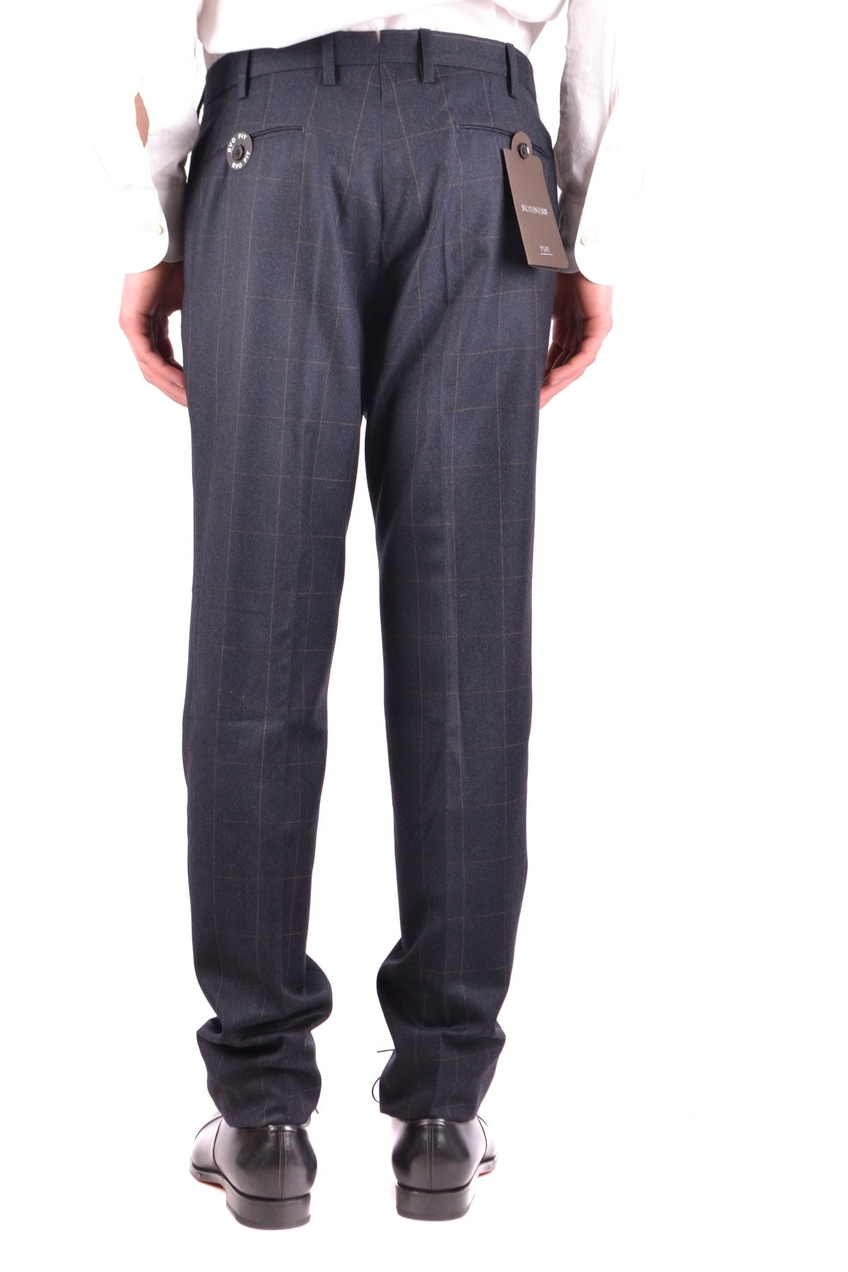 Trousers Pt01/Pt05-Trousers - MAN-Product Details Terms: New With LabelYear: 2017Main Color: MarrónGender: ManMade In: ItalySize: ItSeason: Fall / WinterClothing Type: TrousersComposition: Wool 100%-Keyomi-Sook