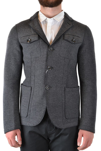 Jacket Armani Collezioni-root - Men - Apparel - Outerwear - Jackets-48-Product Details Manufacturer Part Number: Kcg62W Kcw65Year: 2019Composition: Wool 98%, Polyamide 2%Size: ItGender: ManMade In: RomaniaSeason: Fall / WinterMain Color: GrayClothing Type: JacketTerms: New With Label-Keyomi-Sook