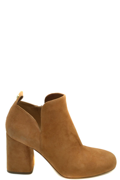 Shoes Michael Kors-root - Women - Shoes - Booties-7-Product Details Manufacturer Part Number: 40Year: 2020Composition: Chamois 100%Size: UsHeel'S Height: 9Gender: WomanMade In: VietnamSeason: Spring / SummerType Of Accessory: BootsTerms: New With LabelMain Color: Marrón-Keyomi-Sook
