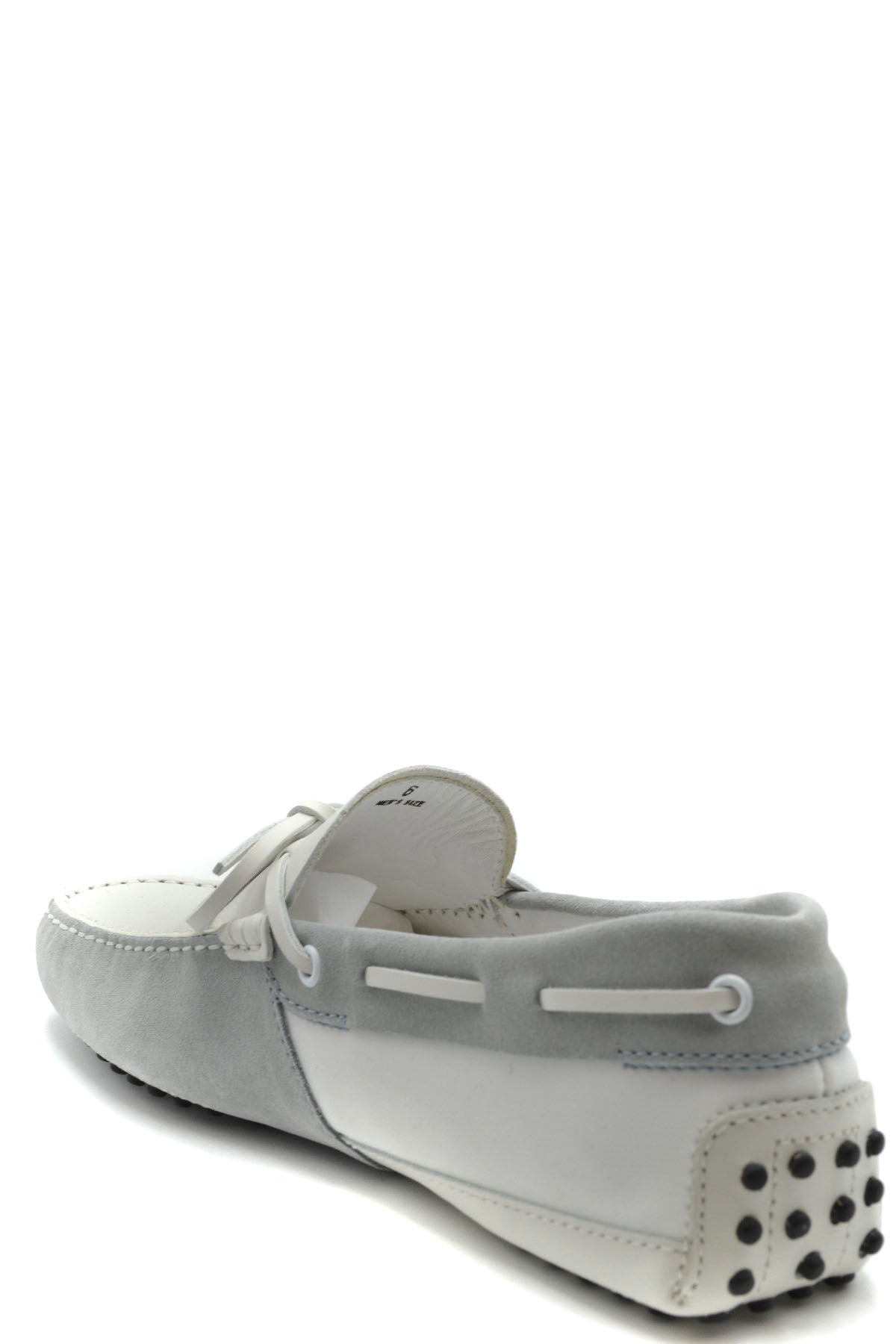 Shoes Tod'S--Product Details Type Of Accessory: ShoesTerms: New With LabelYear: 2019Main Color: GrayGender: ManMade In: ItalyManufacturer Part Number: Xxm0Gw0X900Iun0ZyvSize: UkSeason: Spring / SummerComposition: Leather 100%-Keyomi-Sook