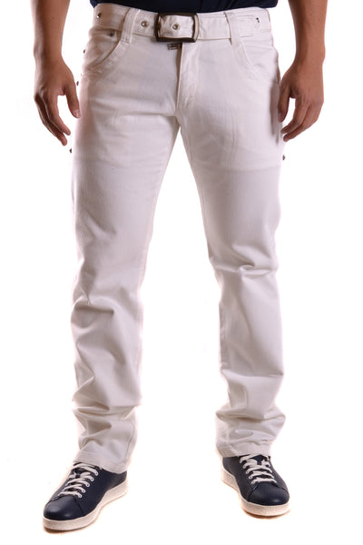 Jeans Dirk Bikkembergs-Men's Fashion - Men's Clothing - Jeans-Product Details Terms: New With LabelClothing Type: JeansMain Color: WhiteSeason: Spring / SummerMade In: ItalyGender: ManSize: UsComposition: Cotton 100%Year: 2017-Keyomi-Sook