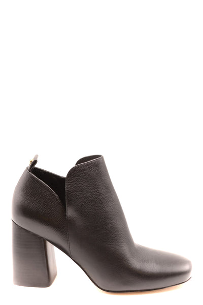 Shoes Michael Kors-Women's Fashion - Women's Shoes - Women's Boots-7-Product Details Manufacturer Part Number: 40T9Dxhe6LYear: 2019Composition: Leather 100%Size: UsHeel'S Height: 9Gender: WomanMade In: VietnamSeason: Fall / WinterType Of Accessory: BootsMain Color: BlackTerms: New With Label-Keyomi-Sook
