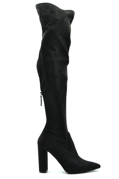 Shoes Steve Madden-Women's Fashion - Women's Shoes - Women's Boots-6.5-Product Details Terms: New With LabelMain Color: BlackType Of Accessory: BootsSeason: Fall / WinterMade In: ChinaGender: WomanHeel'S Height: 10Size: EuComposition: Chamois 100%Year: 2020Manufacturer Part Number: Vent-Keyomi-Sook