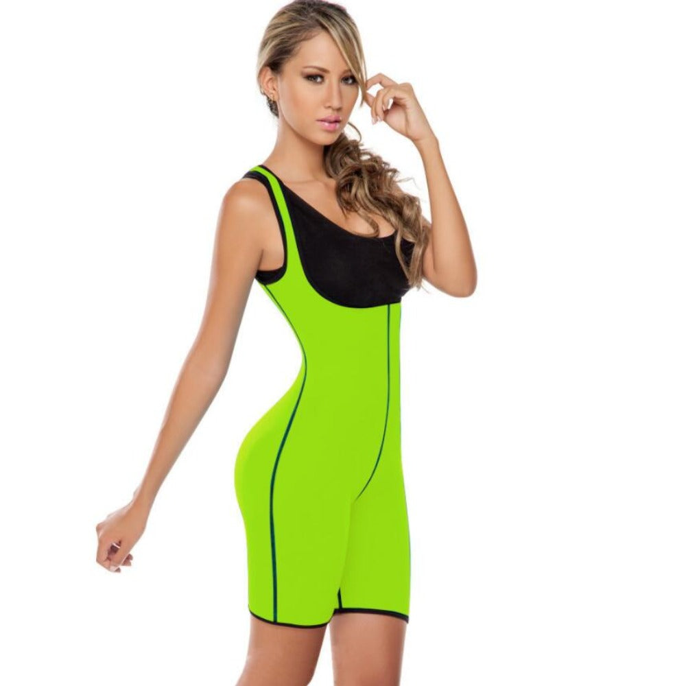 Women's Recovery Waist Shaper-Bodysuit-Product Details: Women's Postpartum Recovery Slimming Body Waist Shaper Material: Neoprene, Nylon, Modal Package includes: 1 * Bodysuit Size Chart:-Keyomi-Sook