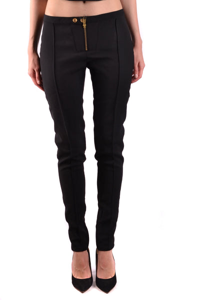 Trousers Dsquared-Trousers - WOMAN-Product Details Terms: New With LabelYear: 2017Main Color: BlackGender: WomanMade In: ItalySize: ItSeason: Fall / WinterClothing Type: TrousersComposition: Elastane 2%, Wool 39%, Silk 2%, Viscose 57%-Keyomi-Sook