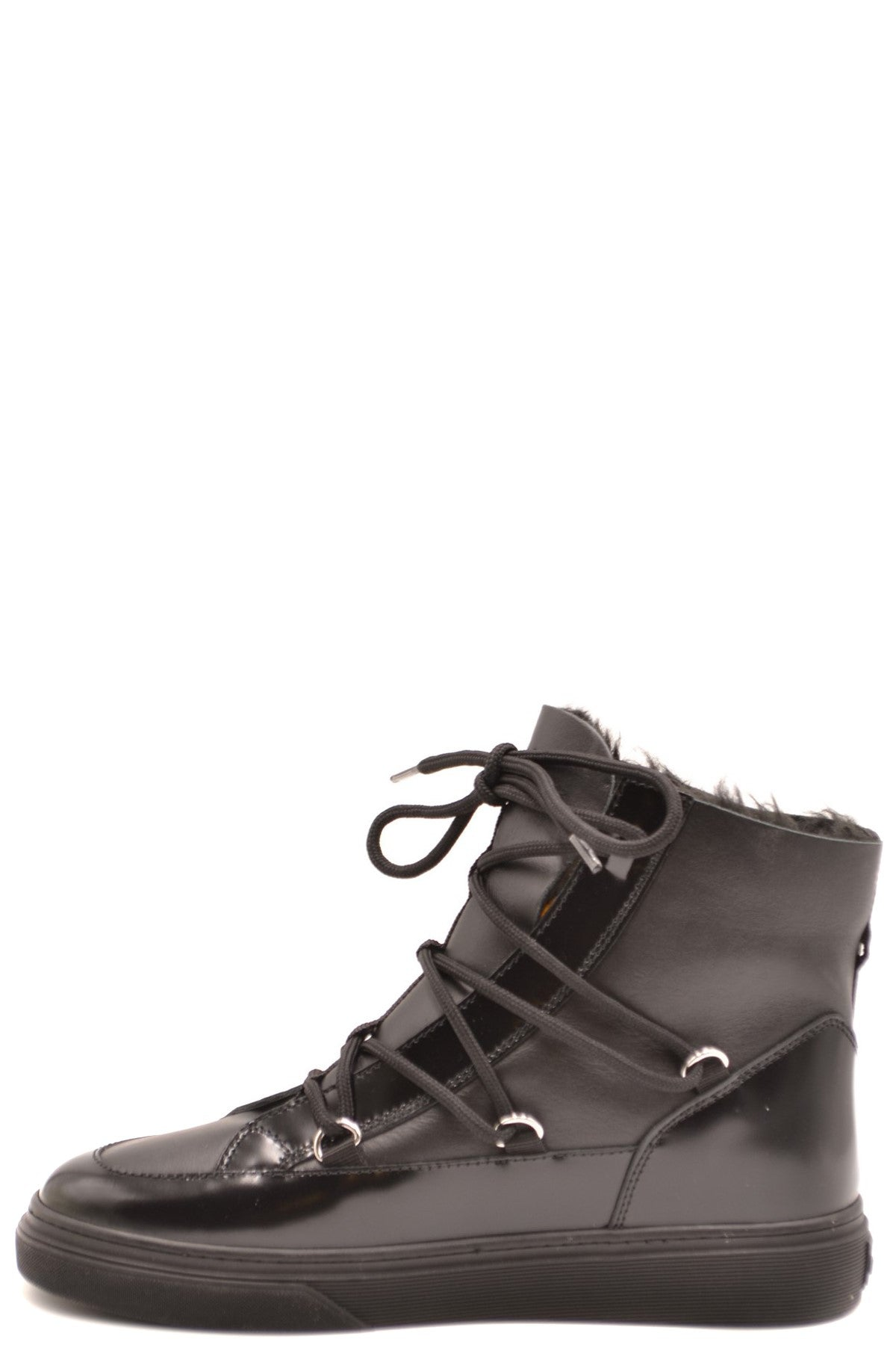 Shoes Hogan-Women's Fashion - Women's Shoes - Women's Boots-Product Details Terms: New With LabelMain Color: BlackType Of Accessory: BootsSeason: Fall / WinterMade In: ItalyGender: WomanSize: EuComposition: Leather 100%Year: 2020Manufacturer Part Number: Hxw3420Z960Hnrb999-Keyomi-Sook