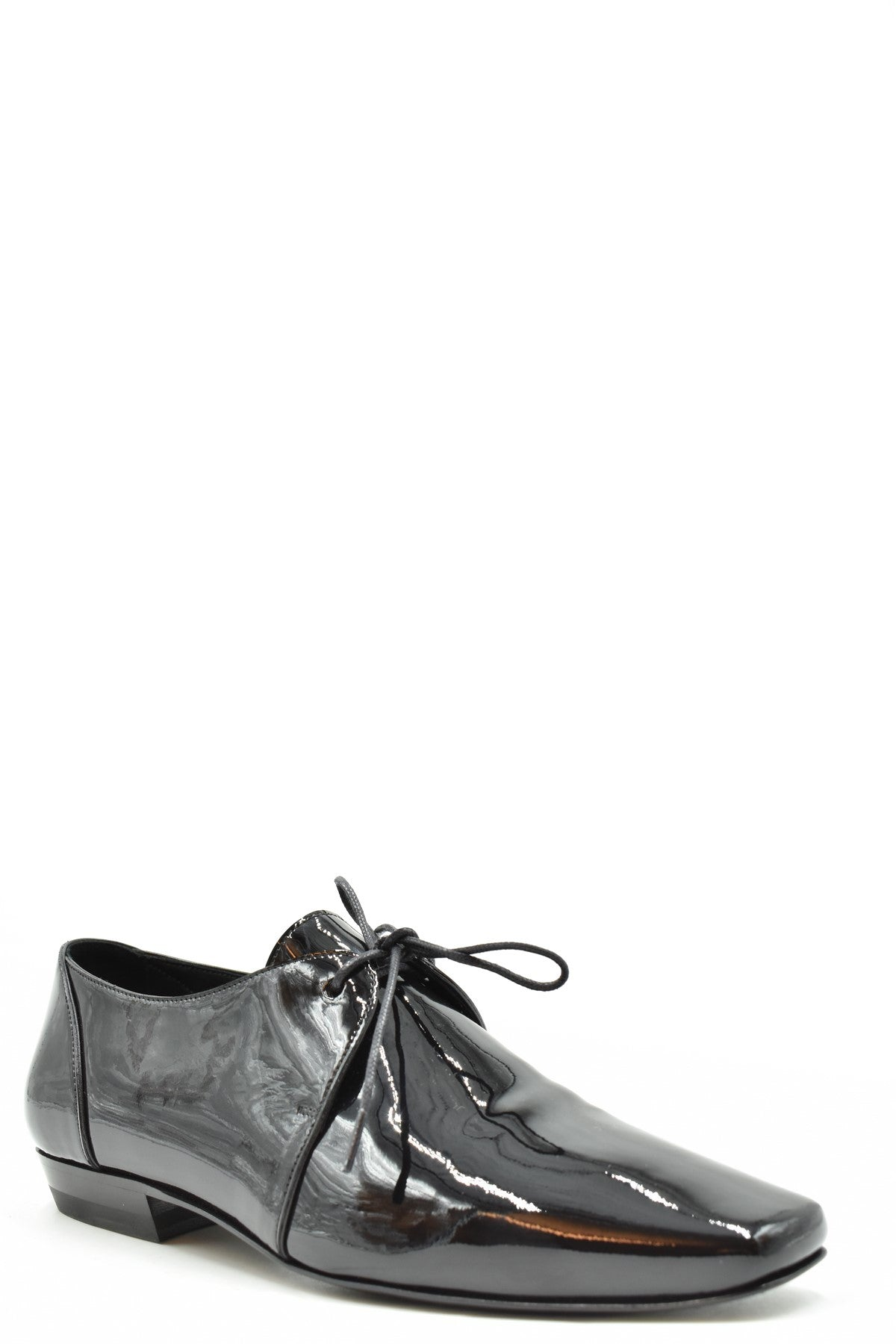 Shoes Saint Laurent-Women's Fashion - Women's Shoes - Women's Flats-36.5-Product Details Terms: New With LabelMain Color: BlackType Of Accessory: ShoesSeason: Fall / WinterMade In: ItalyGender: WomanSize: EuComposition: Dye 100%Year: 2020Manufacturer Part Number: I53S90421517-Keyomi-Sook