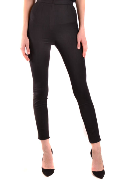 Trousers Dolce & Gabbana-root - Women - Apparel - Pants - Trousers-Product Details Manufacturer Part Number: 0102 Le Ftxox Year: 2019Composition: Elastane 3%, Wool 94%, Polyamide 3%Size: ItGender: WomanMade In: ItalySeason: Fall / WinterMain Color: BlackClothing Type: TrousersTerms: New With Label-Keyomi-Sook