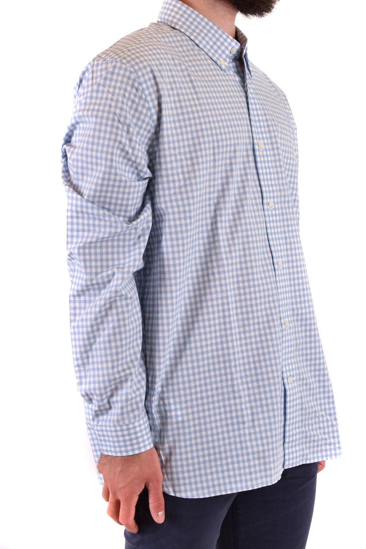 Shirt Fred Perry-Men's Fashion - Men's Clothing - Shirts-Product Details Terms: New With LabelClothing Type: CamiciaMain Color: BlueSeason: Spring / SummerMade In: ChinaGender: ManSize: IntComposition: Cotton 100%Year: 2020Manufacturer Part Number: M5554 144120-Keyomi-Sook
