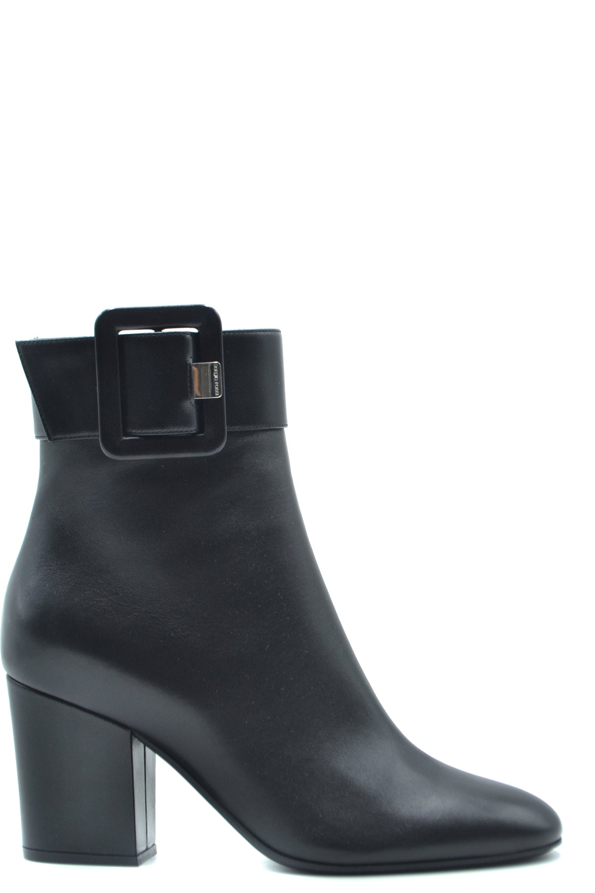 Shoes Sergio Rossi-Women's Fashion - Women's Shoes - Women's Boots-35.5-Product Details Terms: New With LabelMain Color: BlackType Of Accessory: BootsSeason: Fall / WinterMade In: ItalyGender: WomanHeel'S Height: 7,5Size: EuComposition: Leather 100%Year: 2020Manufacturer Part Number: A85851 Mnan07 1000-Keyomi-Sook