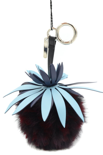 Keychain Fendi-Keychain - WOMAN-Product Details Terms: New With LabelMain Color: MulticolorGender: WomanMade In: ItalyManufacturer Part Number: 7Ar577 Ozef09YsSize: IntYear: 2018Composition: Leather 100%-Keyomi-Sook