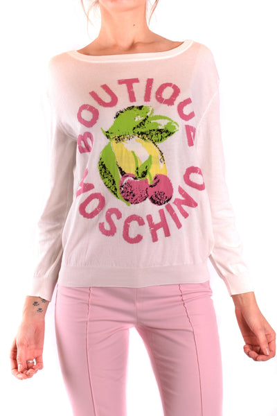 Tshirt Long Sleeves Moschino-Long sleeves - WOMAN-42-Keyomi-Sook