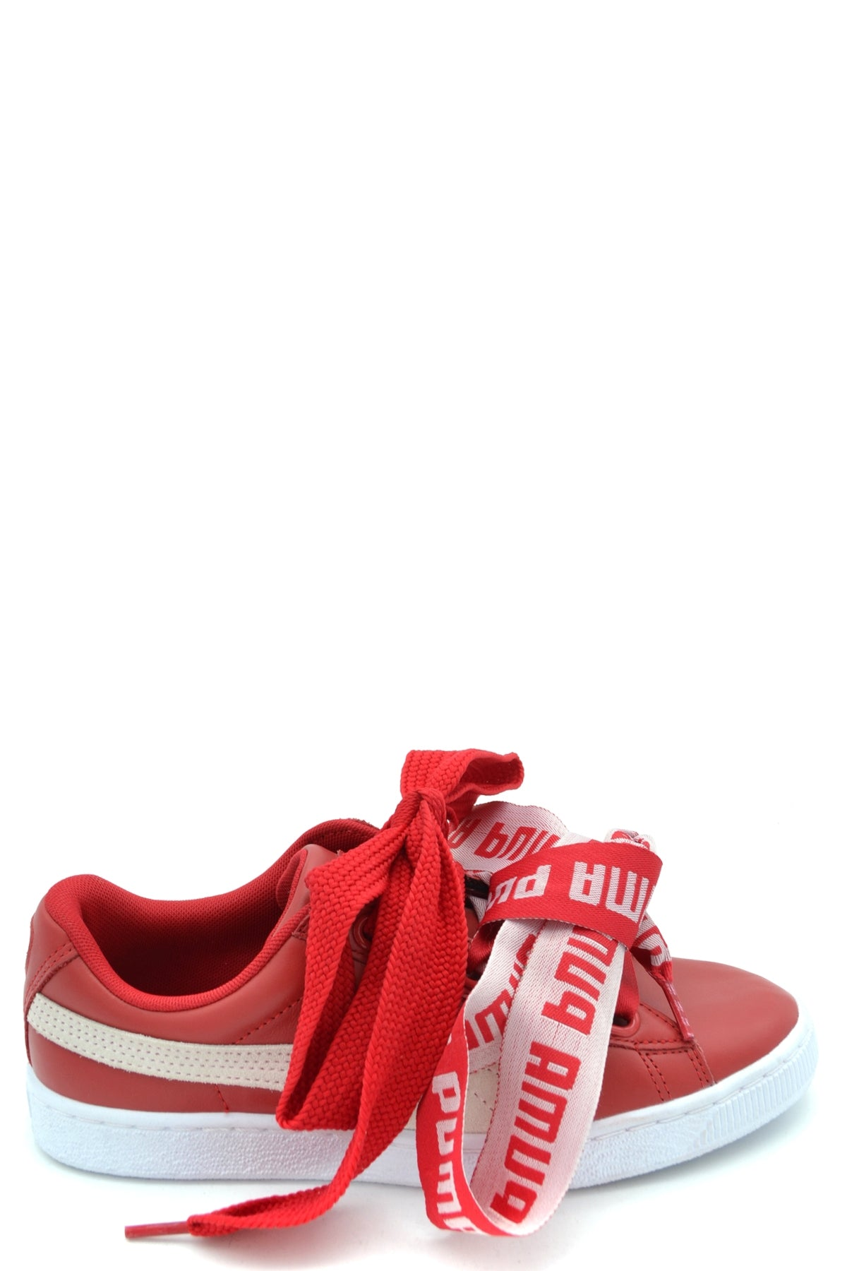 Shoes Puma-Sneakers - WOMAN-36-Product Details Type Of Accessory: ShoesSeason: Spring / SummerTerms: New With LabelMain Color: RedGender: WomanMade In: VietnamManufacturer Part Number: 364082 03Size: EuYear: 2018Composition: Leather 100%-Keyomi-Sook