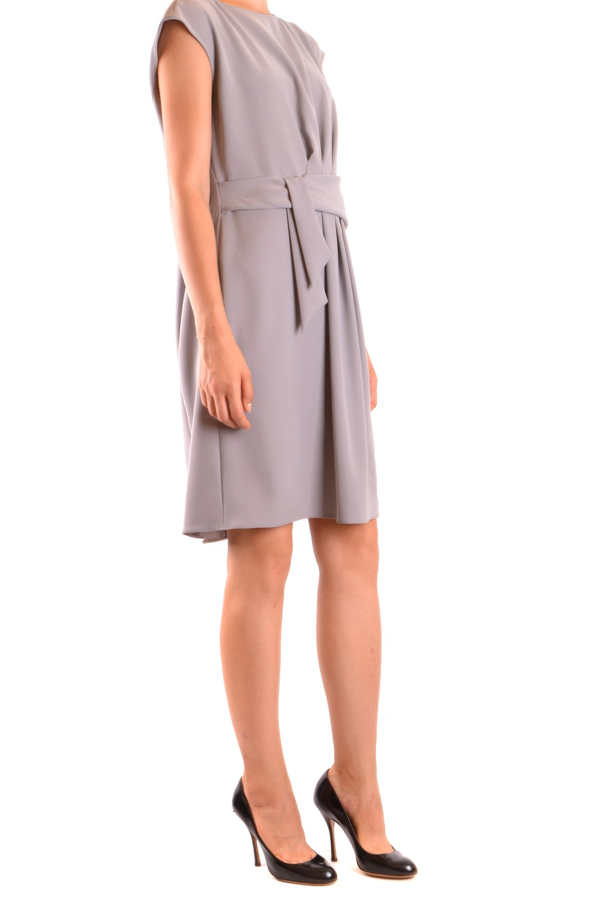 Dress Armani Collezioni-Dress - WOMAN-Product Details Season: Spring / SummerTerms: New With LabelMain Color: GrayGender: WomanMade In: ChinaManufacturer Part Number: Vma13T Vm015 628Size: ItYear: 2018Clothing Type: DressComposition: Polyester 100%-Keyomi-Sook