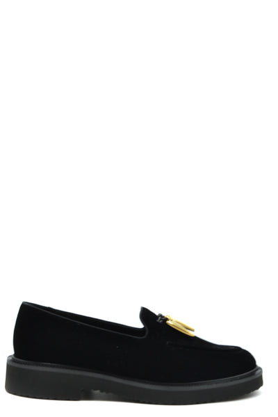 Shoes Giuseppe Zanotti-Women's Fashion - Women's Shoes - Women's Sandals-Product Details Terms: New With LabelMain Color: BlackType Of Accessory: ShoesSeason: Fall / WinterMade In: ItalyGender: WomanSize: EuComposition: Velvet 100%Year: 2021Manufacturer Part Number: I860025-Keyomi-Sook