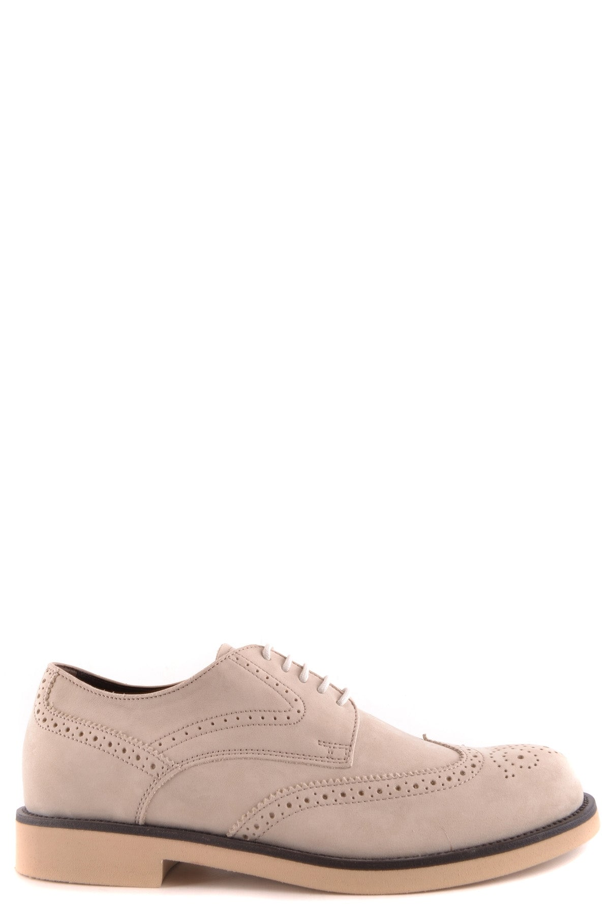 Shoes Tod'S-Derby - Shoes-7-Product Details Type Of Accessory: ShoesSeason: Spring / SummerTerms: New With LabelMain Color: GrayGender: ManMade In: ItalyManufacturer Part Number: Xxm0Wp00C10Fl1B203 Size: UkYear: 2017Composition: Chamois 100%-Keyomi-Sook
