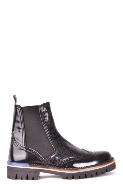 Shoes Brimarts-Men's Fashion - Men's Shoes - Men's Boots-39-Product Details Manufacturer Part Number: 322456Year: 2018Composition: Leather 100%Size: EuGender: ManMade In: ItalySeason: Fall / WinterType Of Accessory: ShoesMain Color: BlackTerms: New With Label-Keyomi-Sook