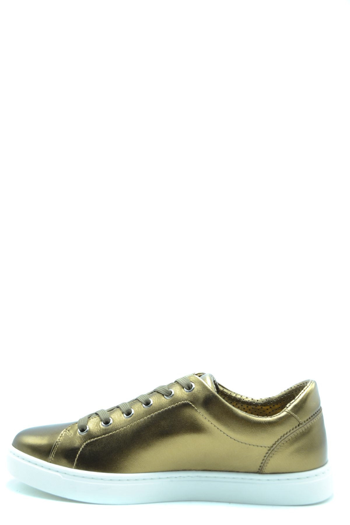 Shoes Dolce & Gabbana-Sports & Entertainment - Sneakers-Product Details Terms: New With LabelMain Color: GoldType Of Accessory: ShoesSeason: Fall / WinterMade In: ItalyGender: ManSize: EuComposition: Leather 100%Year: 2020Manufacturer Part Number: Cs1362 Ac955 89900-Keyomi-Sook