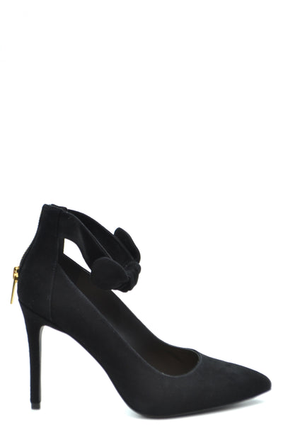 Shoes Michael Kors-Décolleté - WOMAN-36-Product Details Manufacturer Part Number: 40T7Alhs1SYear: 2018Size: EuGender: WomanMade In: ChinaSeason: Spring / SummerType Of Accessory: ShoesMain Color: BlackTerms: New With LabelComposition: Chamois 100%-Keyomi-Sook