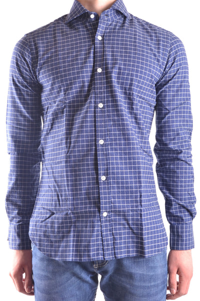 Shirt Barba Napoli-Shirts - MAN-38-Product Details Terms: New With LabelYear: 2017Main Color: BlueSeason: Fall / WinterMade In: ItalyManufacturer Part Number: Lfu136498601QSize: Collar SizeGender: ManClothing Type: CamiciaComposition: Cotton 100%-Keyomi-Sook