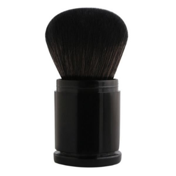 Retractable Loose Powder Brush-Makeup Tools-Product Details: Retractable Loose Powder Makeup Brush Material: Nylon Hair, Synthetic Hair Handle: Plastic Size: As Picture Show Function: Blush / Loose Powder / Foundation Brush Package: 1 Makeup Brush Size Chart:-Keyomi-Sook