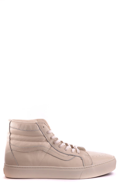 Shoes Vans-High-top sneakers - Shoes-40-Product Details Type Of Accessory: ShoesTerms: New With LabelYear: 2017Main Color: WhiteGender: ManMade In: VietnamSize: EuSeason: Spring / SummerComposition: Leather 100%-Keyomi-Sook