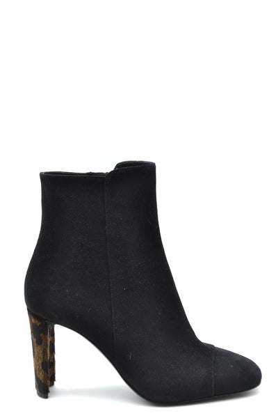 Shoes Giuseppe Zanotti-Bootie - WOMAN-37-Product Details Type Of Accessory: BootsTerms: New With LabelHeel'S Height: 8Main Color: BlackGender: WomanMade In: ItalyManufacturer Part Number: I770032Size: EuYear: 2018Season: Fall / WinterComposition: Chamois 100%-Keyomi-Sook