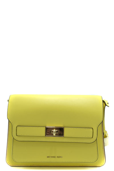 Bag Michael Kors-root - Women - Bags - Other-Product Details Terms: New With LabelMain Color: YellowType Of Accessory: HandbagSeason: Spring / SummerMade In: VietnamGender: WomanBag Wxhxd (Cm): 23*15*8.5Size: IntComposition: Leather 100%Year: 2019Manufacturer Part Number: 30S9Lt0F3L-Keyomi-Sook