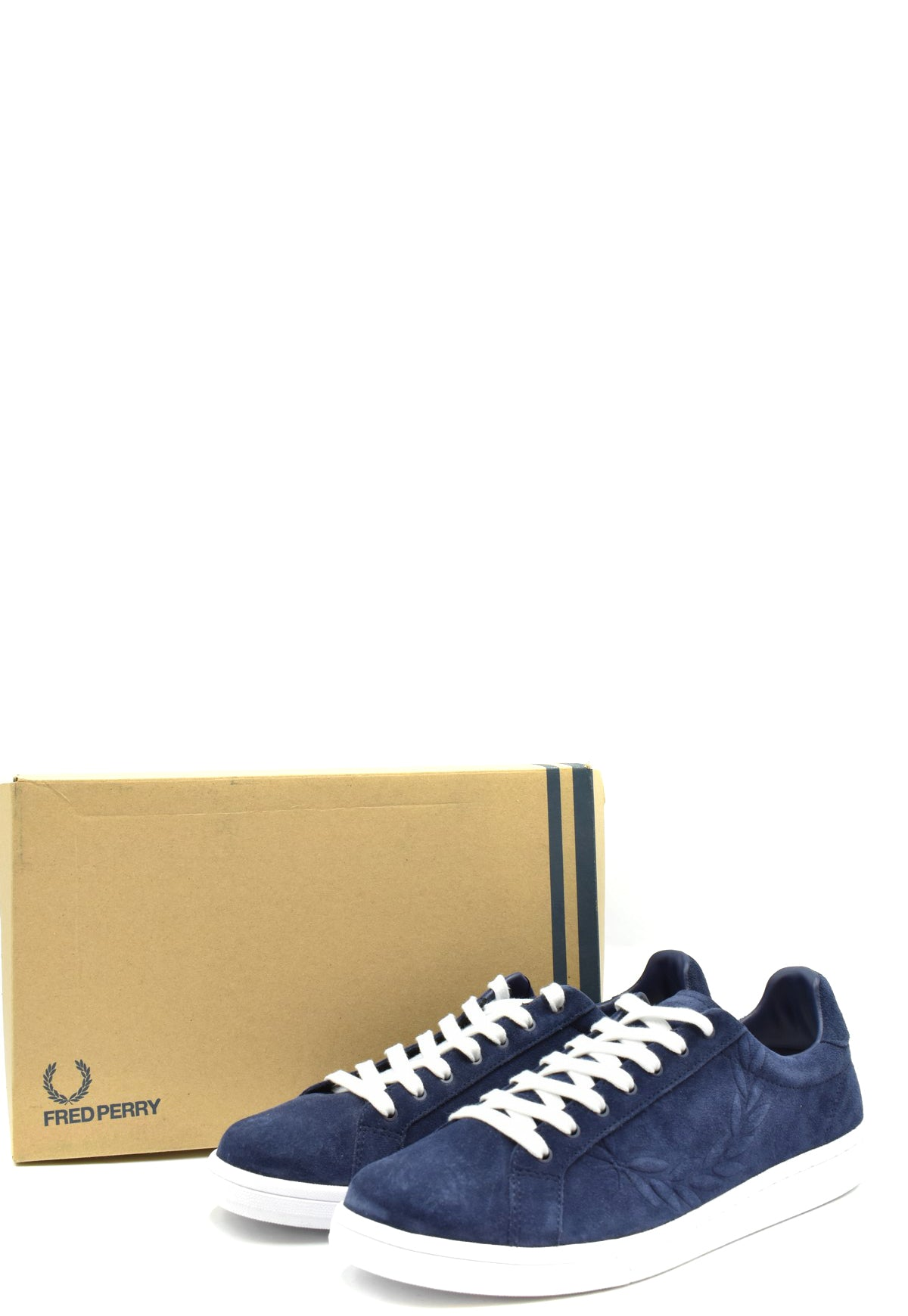 Shoes Fred Perry-Sports & Entertainment - Sneakers-Product Details Terms: New With LabelMain Color: BlueType Of Accessory: ShoesSeason: Fall / WinterMade In: VietnamGender: ManSize: UkComposition: Chamois 100%Year: 2019Manufacturer Part Number: B5180-Keyomi-Sook