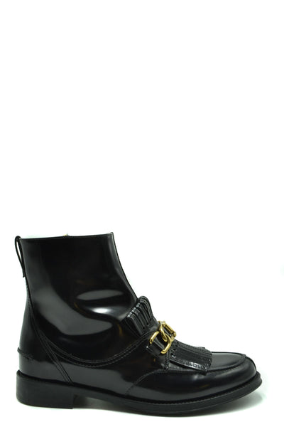 Shoes Tod'S-Women's Fashion - Women's Shoes - Women's Boots-36-Product Details Terms: New With LabelMain Color: BlackType Of Accessory: BootsSeason: Fall / WinterMade In: ItalyGender: WomanSize: EuComposition: Leather 100%Year: 2020Manufacturer Part Number: Xxw0Ru0Z880Shab999-Keyomi-Sook