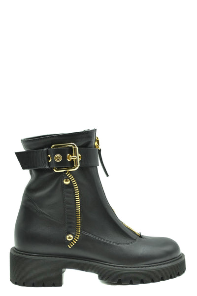 Shoes Giuseppe Zanotti-Women's Fashion - Women's Shoes - Women's Boots-Product Details Terms: New With LabelMain Color: BlackType Of Accessory: BootsSeason: Fall / WinterMade In: ItalyGender: WomanSize: EuComposition: Leather 100%Year: 2020Manufacturer Part Number: I870049-Keyomi-Sook