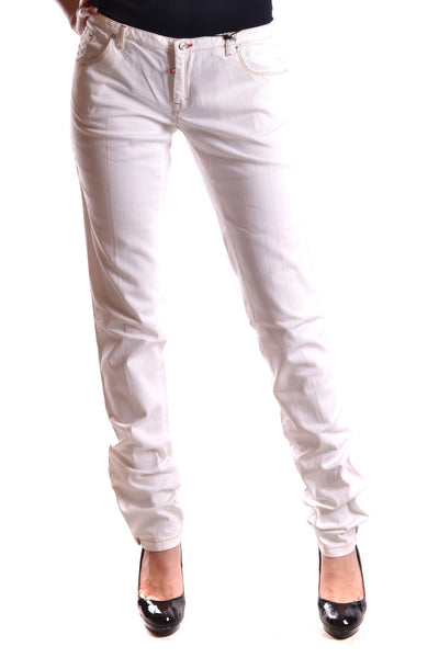 Jeans Dsquared-Jeans - WOMAN-Product Details Terms: New With LabelYear: 2017Main Color: WhiteGender: WomanMade In: ItalySize: ItSeason: Spring / SummerClothing Type: JeansComposition: Cotton 98%, Elastane 2%-Keyomi-Sook