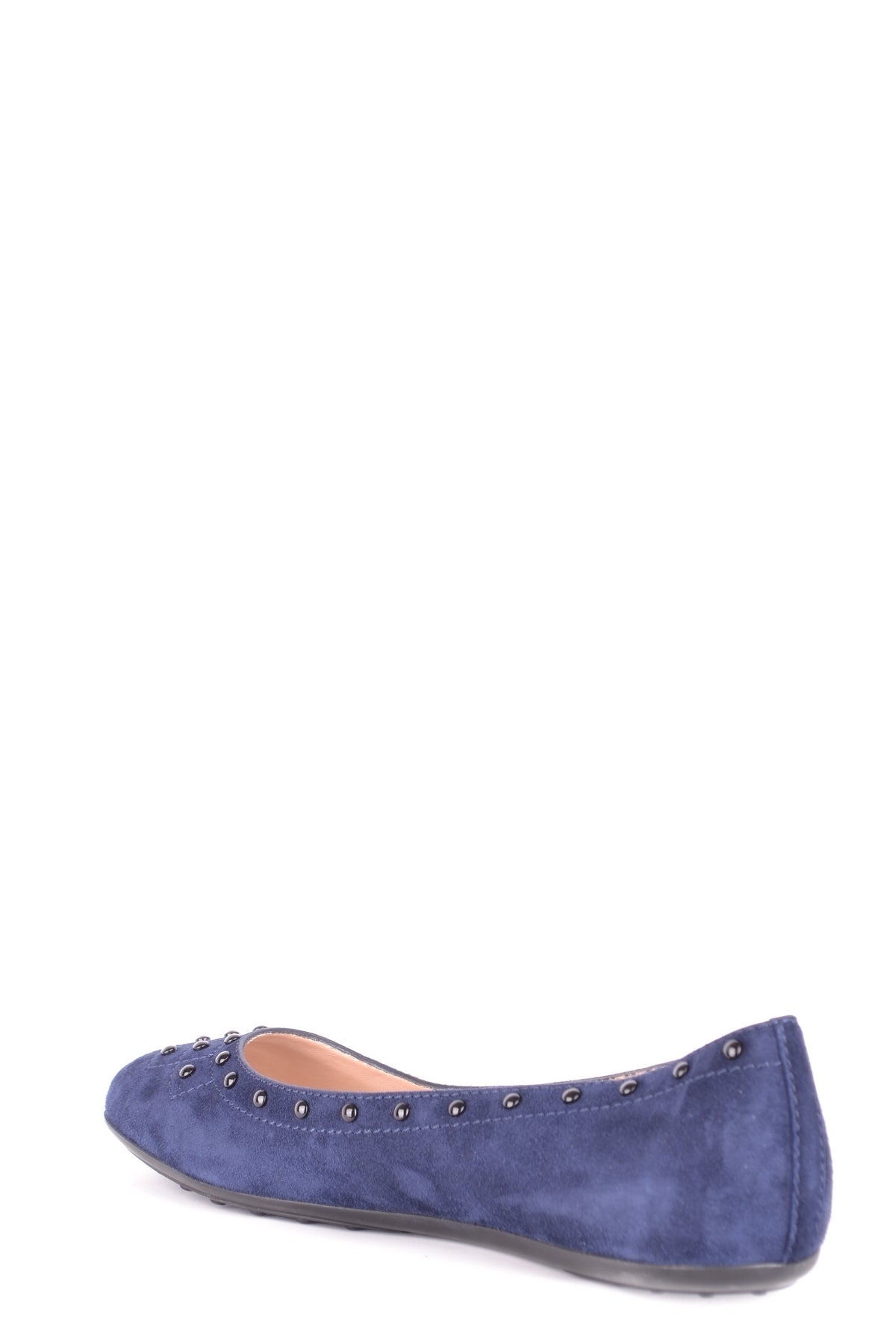 Shoes Tod'S-Ballet flats - WOMAN-Product Details Type Of Accessory: ShoesSeason: Spring / SummerTerms: New With LabelMain Color: BlueGender: WomanMade In: ItalyManufacturer Part Number: Xxw71A0Y311Hr0U824Size: EuYear: 2018Composition: Chamois 100%-Keyomi-Sook