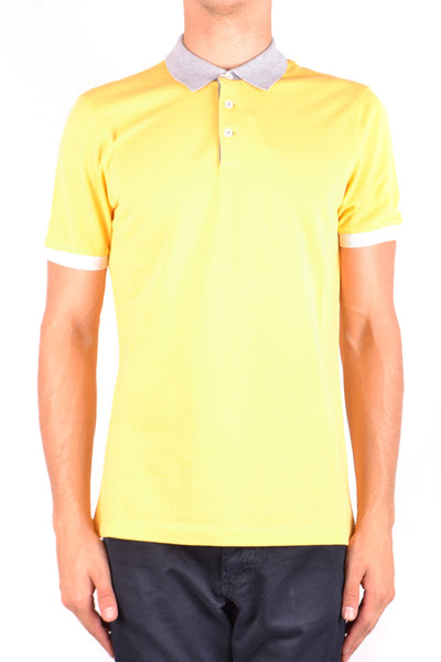 Polo Brunello Cucinelli-Polos - MAN-M-Product Details Season: Spring / SummerTerms: New With LabelMain Color: YellowGender: ManMade In: ItalyManufacturer Part Number: M0T630768 Cj315Size: IntYear: 2018Clothing Type: PoleComposition: Cotton 100%-Keyomi-Sook