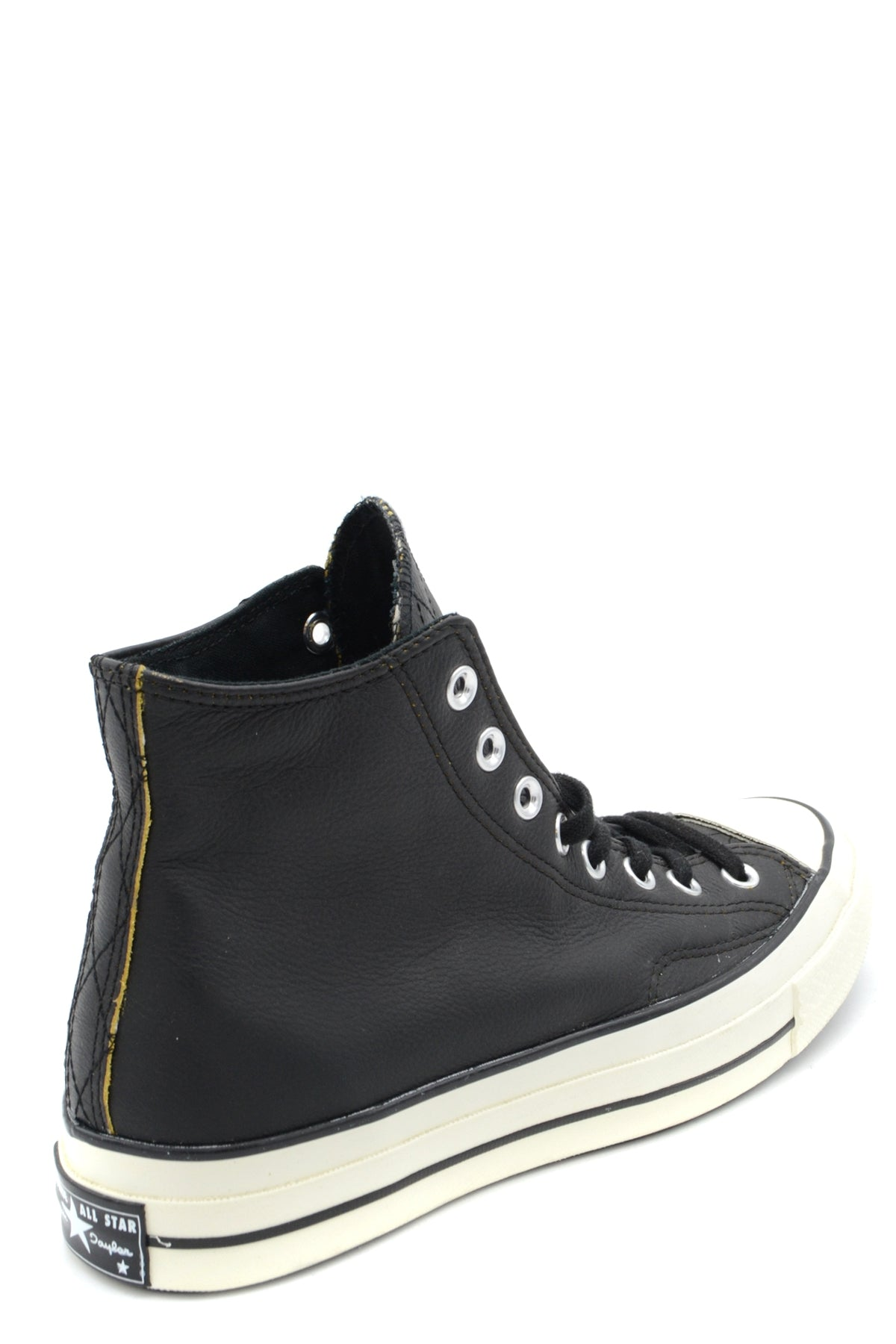 Shoes Converse-Sneakers - Shoes-Product Details Type Of Accessory: ShoesSeason: Fall / WinterTerms: New With LabelMain Color: BlackGender: ManMade In: VietnamManufacturer Part Number: 149534CSize: EuYear: 2018Composition: Leather 100%-Keyomi-Sook