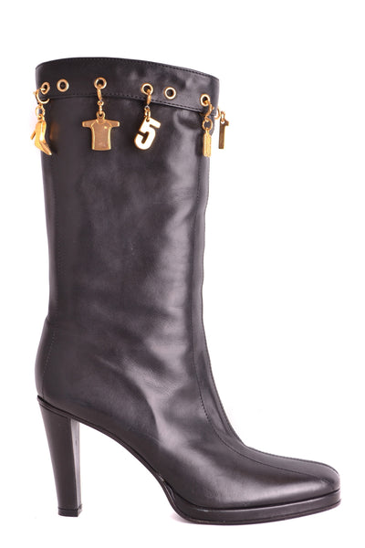 Shoes Dirk Bikkembergs-Women's Fashion - Women's Shoes - Women's Boots-Product Details Terms: New With LabelMain Color: BlackType Of Accessory: ShoesSeason: Fall / WinterMade In: ItalyGender: WomanSize: EuComposition: Leather 100%Year: 2017-Keyomi-Sook